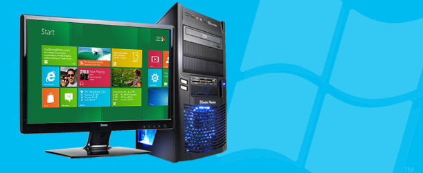 Buy a MESH Windows 7 PC and get Windows 8 Pro for £14.99