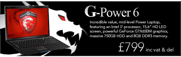 G-Power 6 - just £799