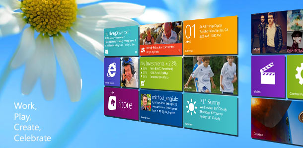 Order your MESH PC with Windows 8 NOW!