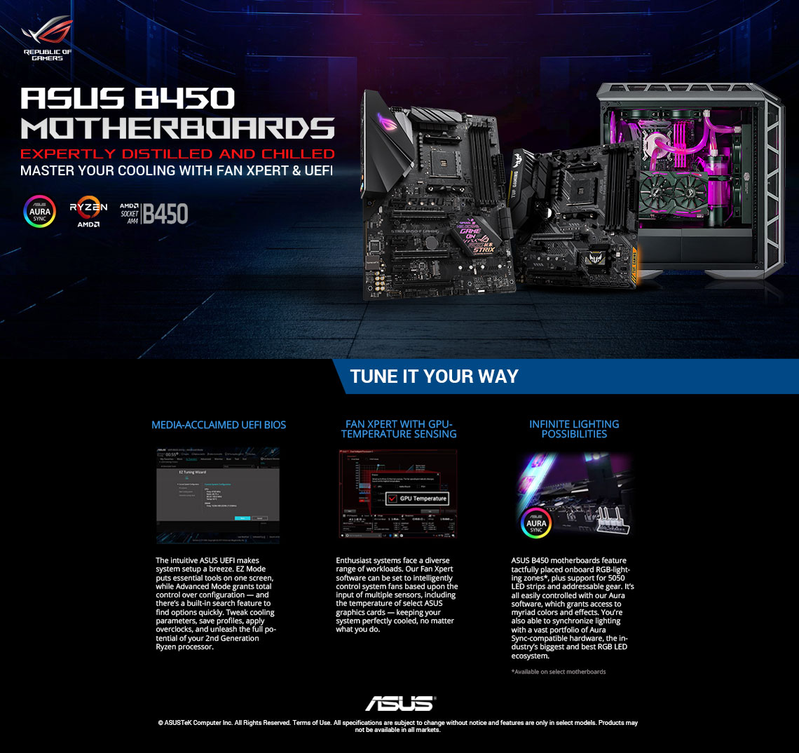 Custom Gaming PCs featuring the all-new Ryzen 7 Processors for Incredible Multi-Core Performance