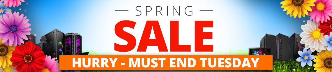 Spring Special Offers